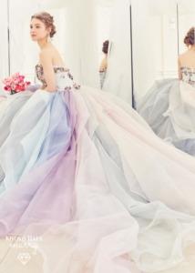 KIYOKO HATA × marry コラボドレス