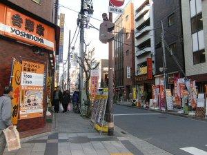 (3)吉野家前