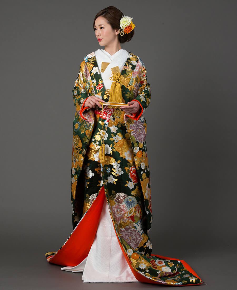 KW5 吉祥慶香の宴(緑)
