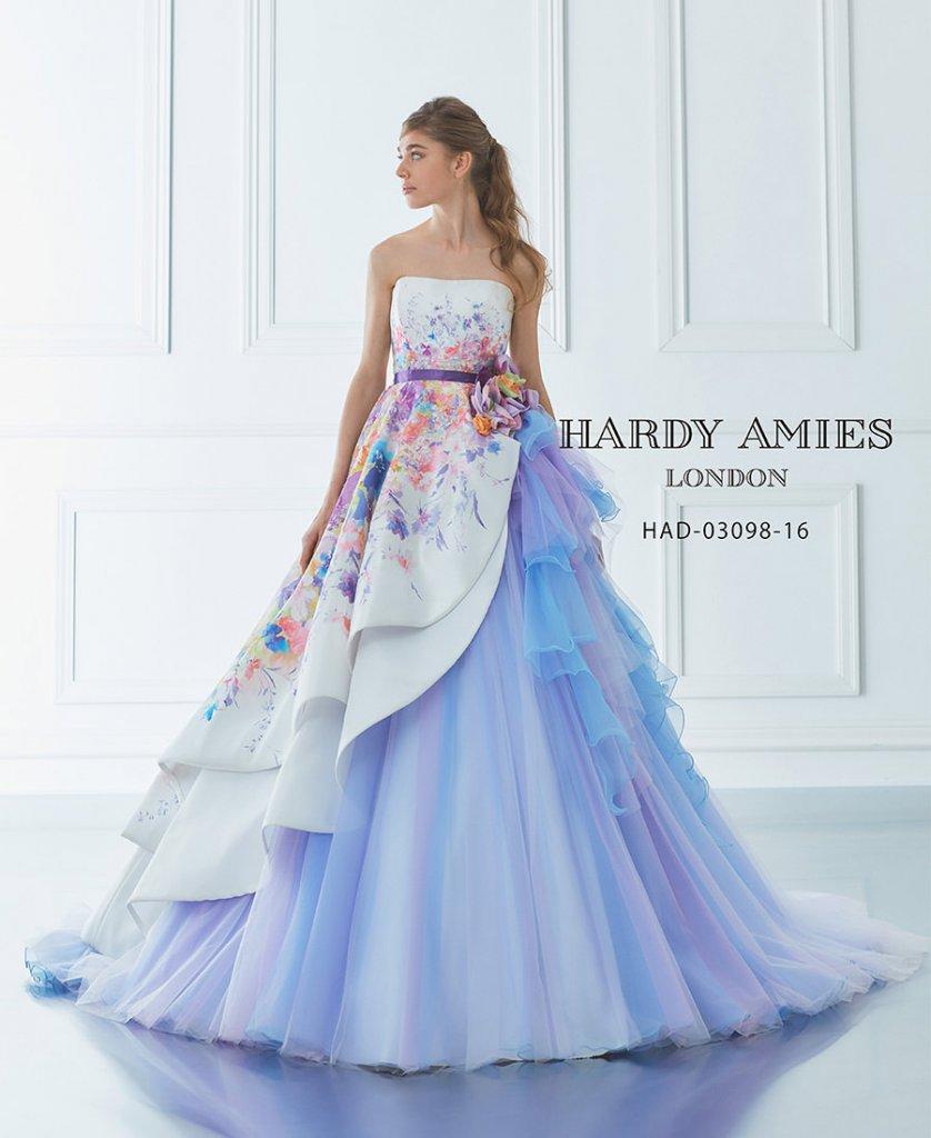 HARDY AMIES-ラベンダーエイミス(HAD-3098-16)-HAD-03098-16-2011-0499-20201201