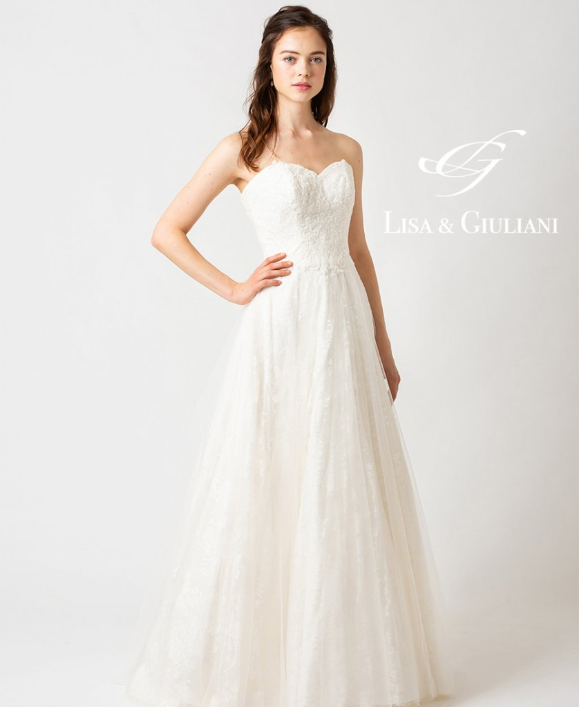 アイリー Lisa & Giuliani Wedding Dress