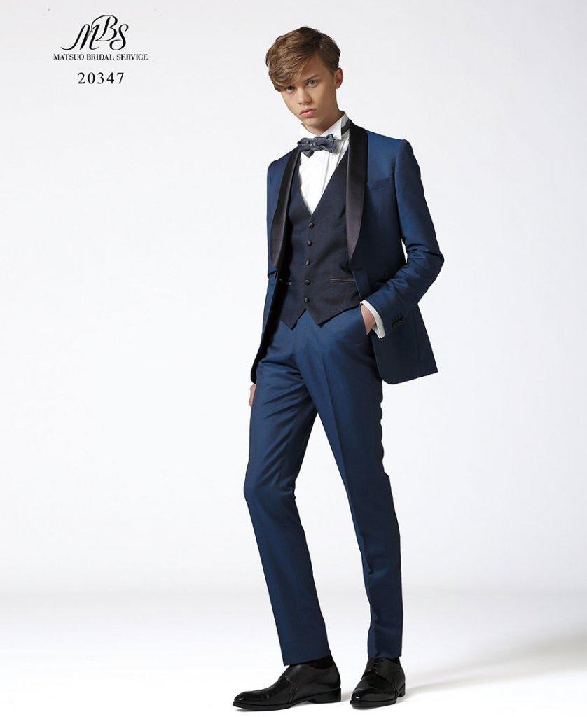 TIG DRESS-Tuxedo-20347
