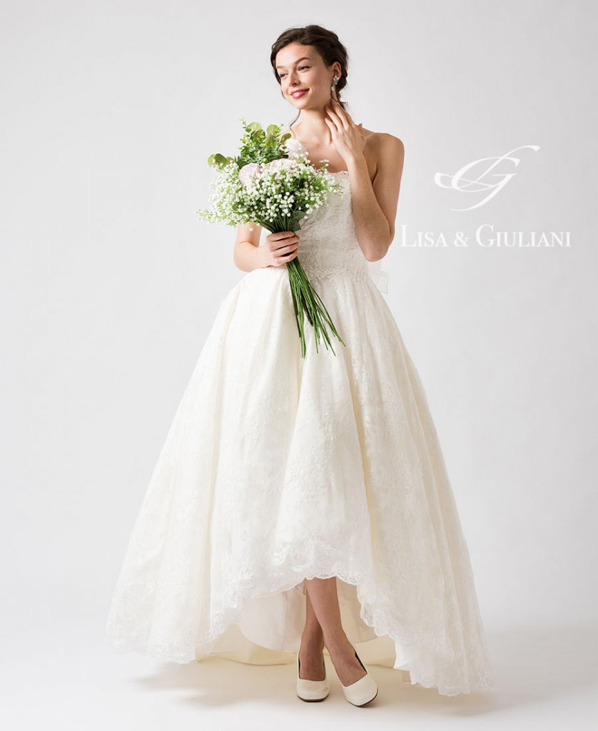 キャロリーナ Lisa & Giuliani Wedding Dress